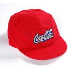 vintage coca-cola ball cap.