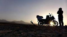Las mejores rutas para recorrer el mundo en moto http://w.abc.es/nw65cl