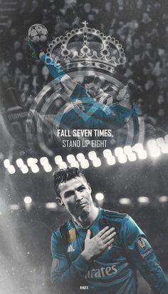 Fall Seven Times, Stand up Eight Ronaldo Madrid, Cristino Ronaldo, Ronaldo Real Madrid, Cristiano Ronaldo Lionel Messi, Cristiano Ronaldo Wallpapers, Neymar Jr, Cr7 Wallpapers, Real Madrid Wallpapers, Real Mardid