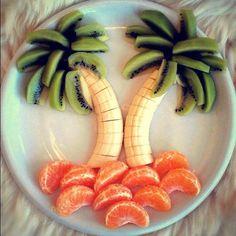 #Fruit #healthy #party #idea