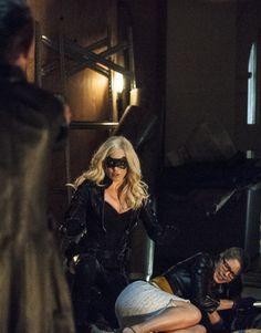 Arrow - The Canary & Felicity - Time of death