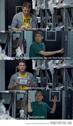 21 Jump Street, hilarious movie!