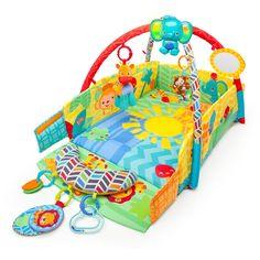 Bright Starts Sunny Safari Multicolored Baby's Play Place                                                                                                                                                                                 More