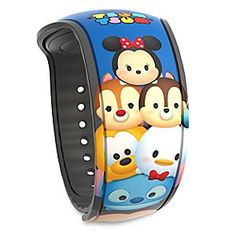 Disney ''Tsum Tsum'' MagicBand 2 | Disney Store We've stuffed all the fun and personality of <i>Walt Disney World</i> Resort into our ''Tsum Tsum'' MagicBand 2. With a simple touch, redeem FastPass+ selections, enter parks, charge purchases to your room, and more!