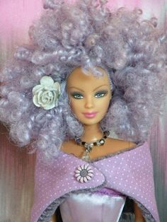 Gorgeous Barbie Lavender and Lilac Must See | eBay