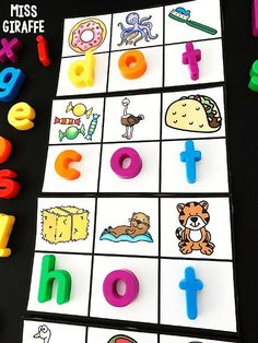 Short O word families are so much fun with these Secret Word games where kids look at each beginning sound to solve the mystery phonics puzzle! Short E Words, O Words, Short E Sound, Short Vowel Activities, Cvc Word Families, Sounding Out Words, Short Vowels, Word Games, Fun Math