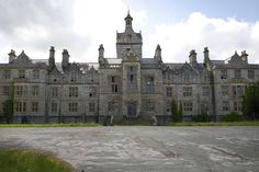 Denbigh Asylum, North Wales. | 14 Beautiful Abandoned Places In Britain