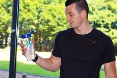 Push harder today if you want a better tomorrow... and remember to stay hydrated!  #SummerIsCalling _ Shop our shakers by clicking the link in the bio @foreverforza  @life_loving_fitness