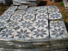 Oude tegels Collectie www.floorz.nl/antieke-tegels