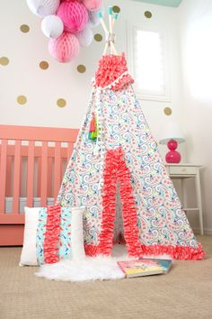 DIY Teepee - makes a
