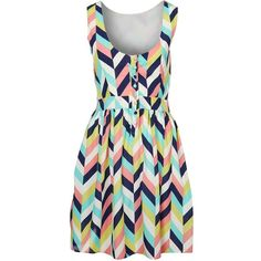 Louche CARYS Summer dress