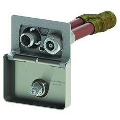 3/4 in. Female SWT x Close Coupled Freezeless Undercover Wall Hydrant with Double-Check Backflow Preventer