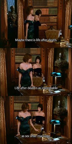 Clue: The Movie. definitely one of my absolute favorites.