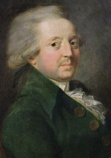 "Marie-Jean-Antoine-Nicolas de Caritat, Marquis de Condorcet 1743 -1794. He started his academic life as a mathematician  transferring his skills into social and political affairs developing a model he called ""social arithmetic"". A republican, constitutionalist and a passionate advocate of women's rights."