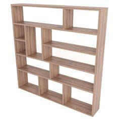 Contemporary Blackwood Shelf