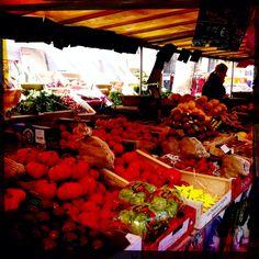 Market in paris