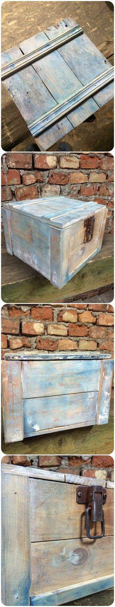 Vintage chest box