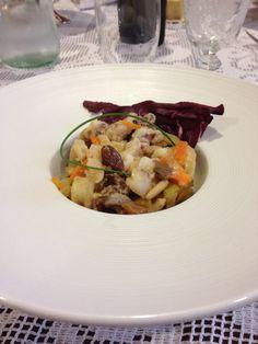 Calamari in carpione