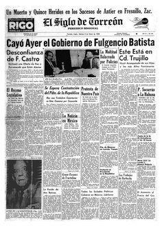 95 años a través de 95 portadas de El Siglo