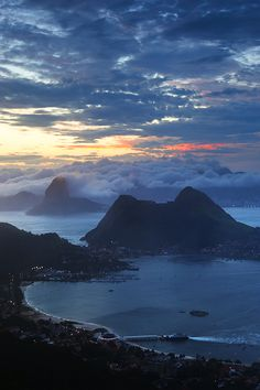 Rio and Niteroi, Brazil.