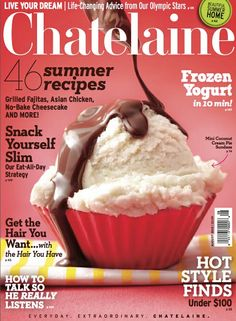 972584a10a1 60 Best Chatelaine Magazine Covers images