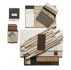 Materials Presentation by CCS Interior Design student AnnaLisa Hastings