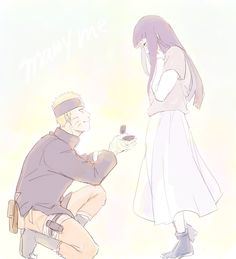 #naruhinaislove *High pitched squeal* THE PROPOSAL!!