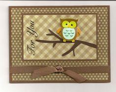 birthday owl - Scrapbook.com
