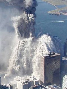 9/11-World Trade Center Collapse-NYC