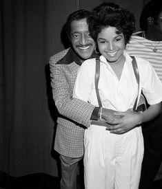 Intergenerational Showmanship  #Sammy Davis Jr #Janet Jackson
