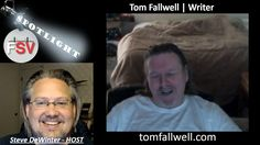 Author Spotlight: Tom Fallwell - Rangers of Laerean Trilogy