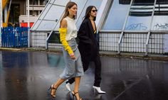 Best From Fashion Week Street Style in Paris Fashion-Week Day-5 | The Entertainment Sugar