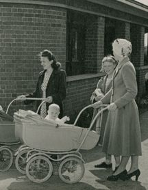 MOTHERS AND MIDWIVES - A history of maternity in the East Midlands