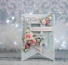Card: Shaped card