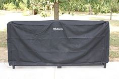 The Woodhaven 10 Foot Full Cover > HEAVY DUTY VELCRO FRONT REINFORCED VINYL