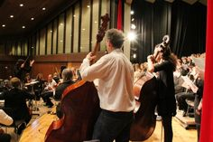 2013-05-18: orchestra and choir rehearsal