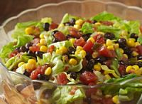 Recipe: Mouth Watering Corn and Black Bean Chopped Salad You'll Love