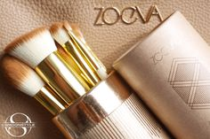ZOEVA BAMBOO Vegan Brush Collection❯ For all things beauty, fashion and travel visit smoonstyle.com, a beauty and lifestyle blog by Simone Simons.