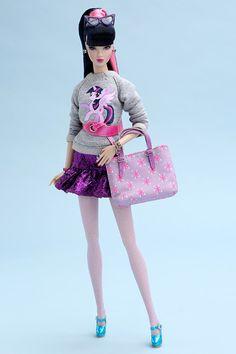 sparkling_stargazer Twilight Sparkle Inspired Doll