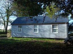 This tin house was built in 1906 for the Wage Captain for the nearby China Clay pit - it is now my home on Dartmoor