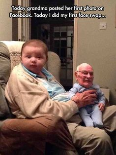 Benjamin Button Disease Runs In The Family