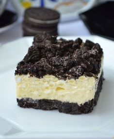 Romanian Desserts, No Cook Desserts, Pastry Cake, Ice Cream Recipes, Chocolate Recipes, Bakery, Sweet Treats, Good Food, Food And Drink