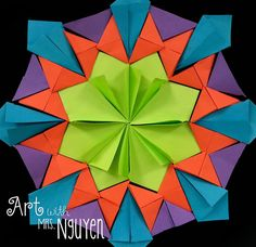 For this lesson we began by taking about what symmetry is and the difference between linear symmetry (1 line of symmetry) and radial...