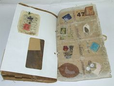 Sketchbook of paper textiles, Jennifer Collier Paper Art, Paper Crafts, Diy Crafts, Jennifer Collier, A Level Art, Cover Design, 3d Design, Textile Artists, Mail Art