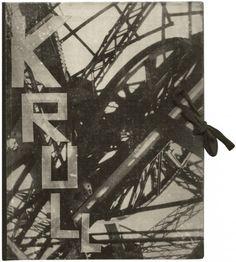 Germaine Krull. Métal. 1928