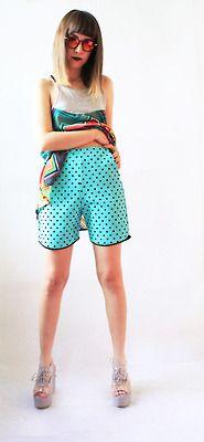 Smile laugh live kiss enjoy love and have somme fun!!  Nada tan genial como mezclar texturas jugando con unos shorts en lunares y una blusa con muchos colores!  Te gusta este outfit? pide el tuyo aquí! www.kichink.com/stores/lacayo-pez #aqua #stripes #colors #dots #top #amanzing #musthave #cool #unique #mexico #trend #shorts