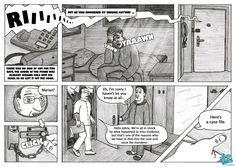 Thirty-second part, Johny's awakening.  English interpretation: Michael Cupples  Official website: http://pisstol.weebly.com/