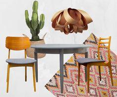 Creando un Look - Dining Room