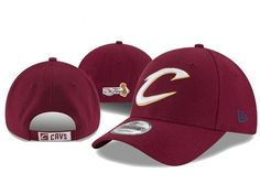 6a7fa79b975 Men s   Women s Cleveland Cavaliers 2017 NBA Finals Patch 9FORTY Adjustable  Baseball Hat - Cardinal Red