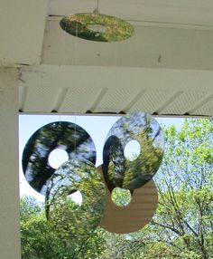 Computer Hard Drive Disk Wind Chime With Mirror Finish by TryYourSkills on Etsy